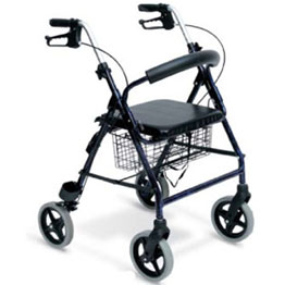 Rent Outdoor Rollator Walkers in Italy